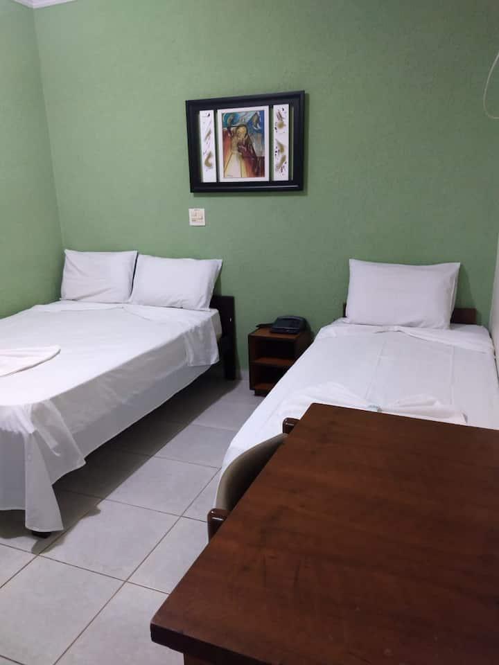 Catalão Palace Hotel: melhor custo-benefício!