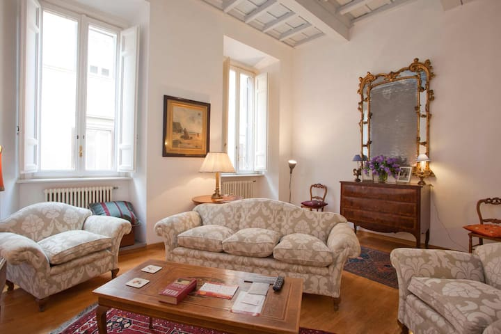 Spanish Steps charming two bedroom - Roma - Appartamento