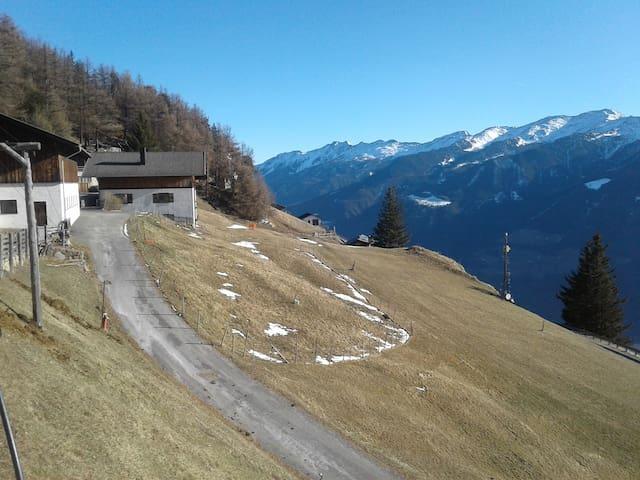 Oberköbenhof Urlaub auf dem Bauernhof Fewo Berg