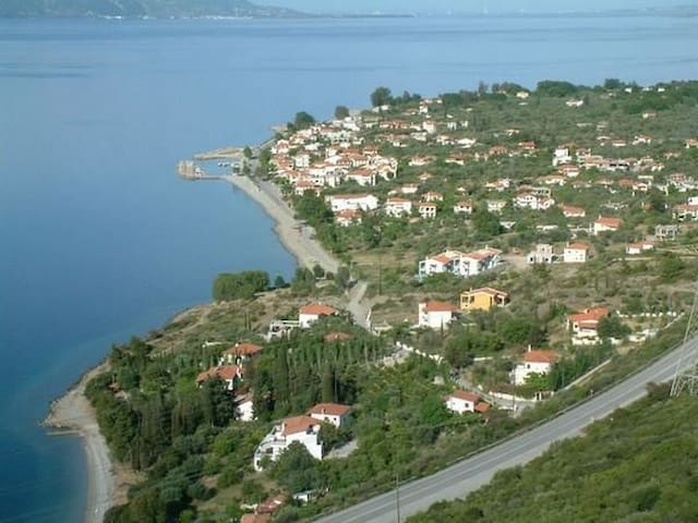 appartment to rent summer vacation - Μαραθίας - Apartamento