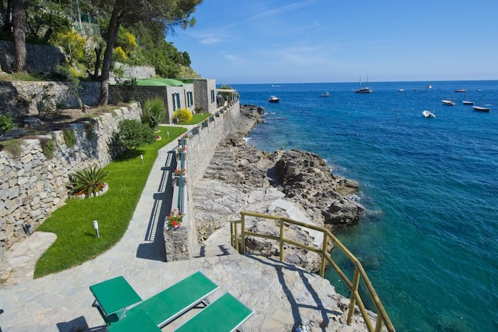 A paradise! Private sea access - Massa Lubrense - Villa