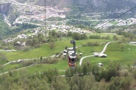 Swiss Chalet - Stalden