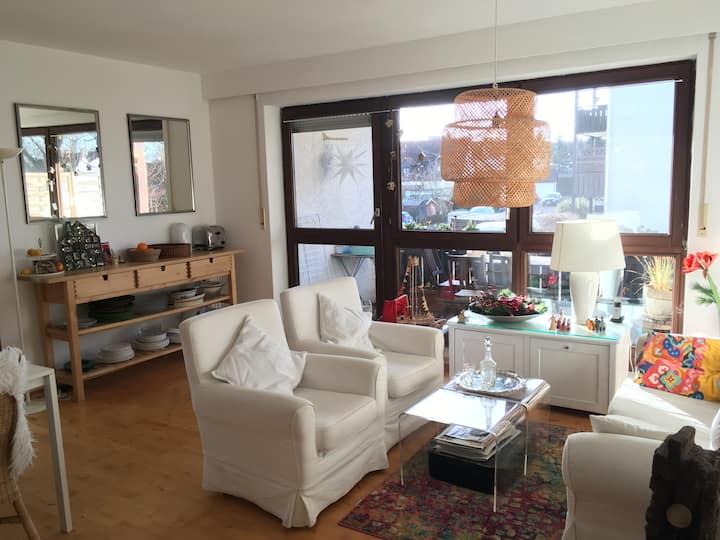 Kuschelige 3-Zi-Wohnung in Altstadtnähe