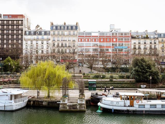 Verblijf in Bastille