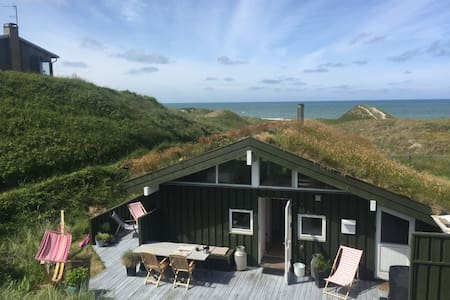 Breathtaking seaview - cosy cabin - Hirtshals - House