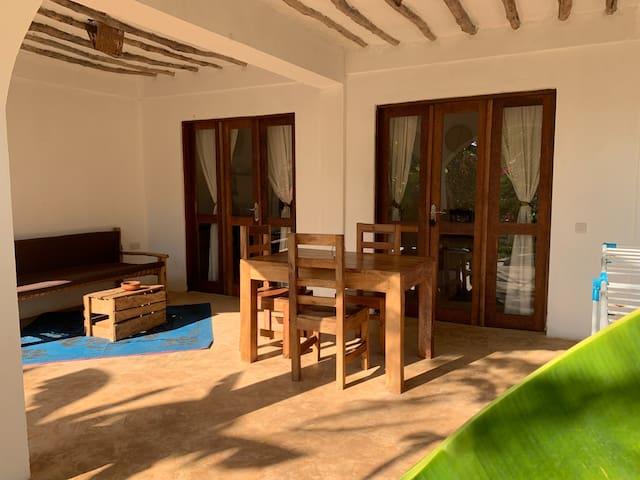 "Breeze Residence Kiwengwa "" Mvua Apartment """