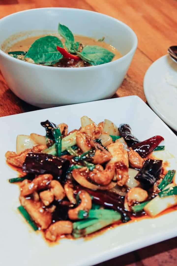 Thai Food. Yummy !