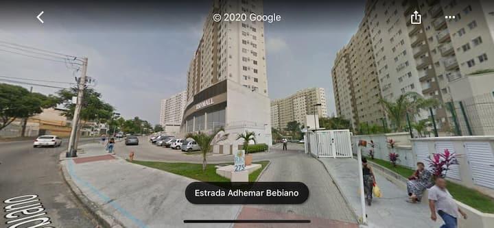 Rio de Janeiro, Del Castilho, conforto e segurança