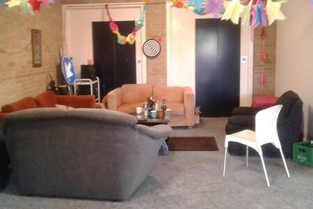 Nice place nice environment - Bennekom - Apartamento