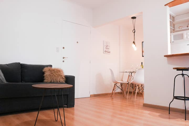 Fully renovated in elegant and safety area