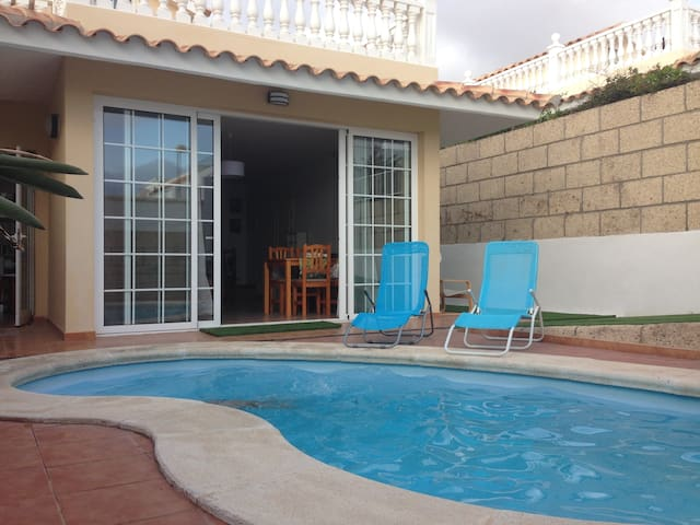 House with private pool in Palm Mar - Palm-Mar - House