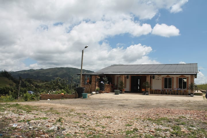 Real experience in Boyacá - Bed and breakfast