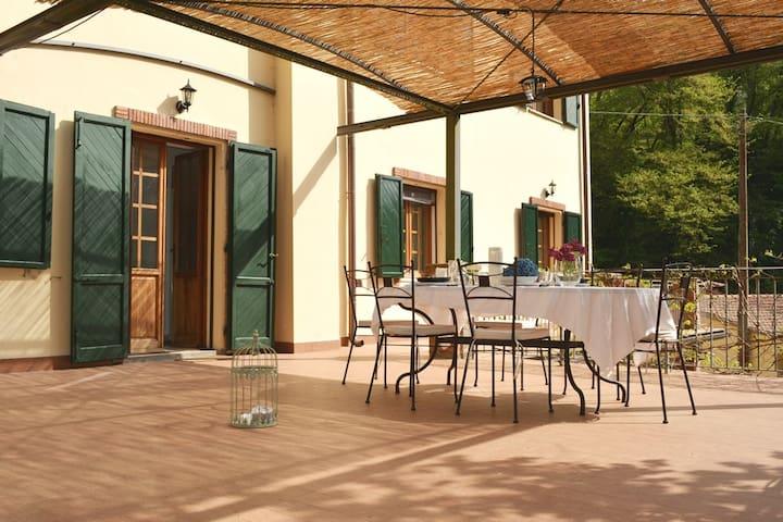 CASA SANTAMARIA - San Giuliano Terme - Apartament