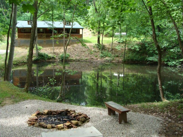 Hickory Grove Cabins - Rockbridge - กระท่อม