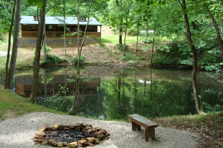 Hickory Grove Cabins - Rockbridge - 小木屋