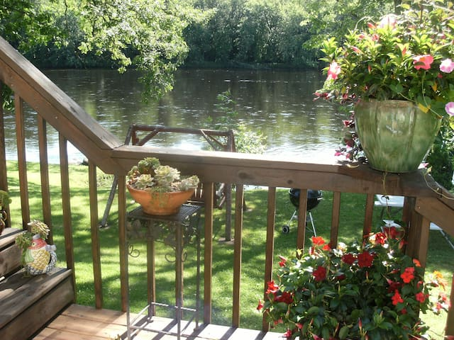 Natures Paradise on the Flambeau River