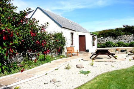 Scoor House - Garden Cottage - Bunessan - Hus