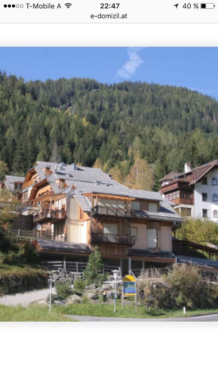 Skifahren, Wandern, Golfen, Baden,.