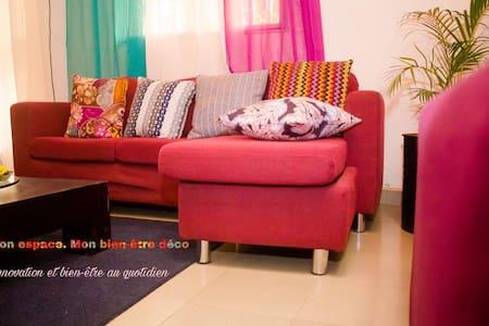 Résidence et villa meublée à Ouagadougou