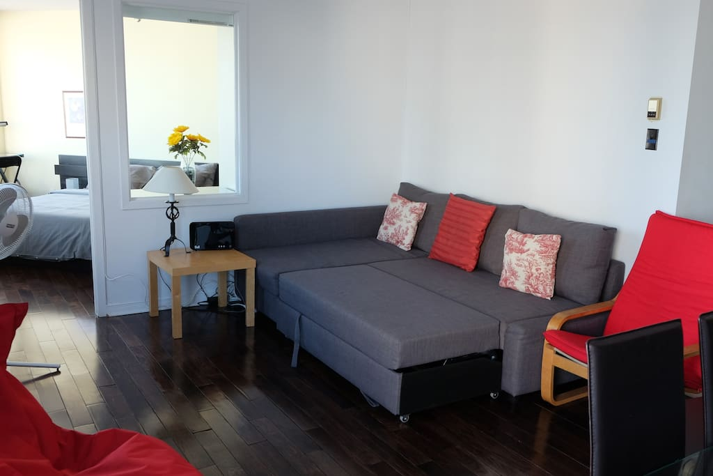 Living Room | Sofa Bed for 2