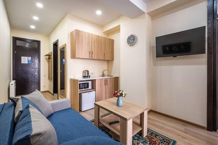 107 New Tiflis Apartment, Saburtalo