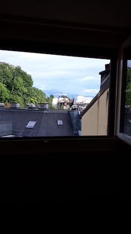 Appartement centre de Lausanne