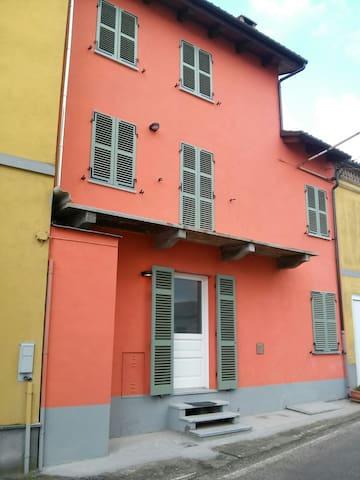 Casa accogliente  nel Monferrato. - Castagnole Monferrato - Casa