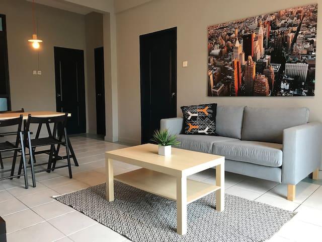 九月优待 September Promo : 2 Bedroom Apartment in KK