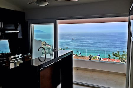Sunset condo Ocean View Romantic Zone - Puerto Vallarta - Apartamento