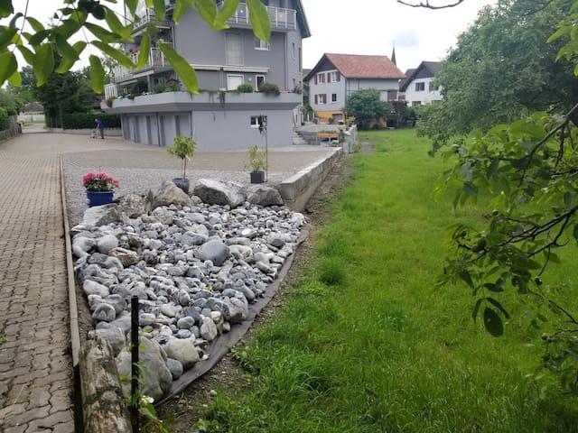 Schönes Studio direkt am Bodensee