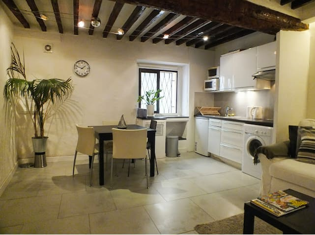Heart of the old town - Antibes - Apartament