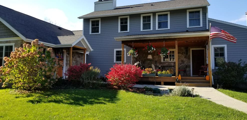 Inn at Deer Meadow: A Cozy, Albany Area B&B