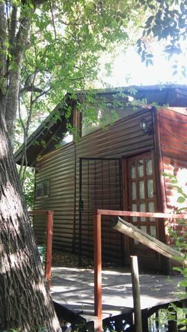Hermosa Cabaña tipo loft en el Delta del Tigre