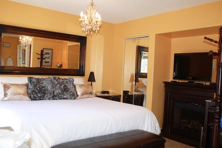 Vineyard Escapes Luxury B&B - West Kelowna
