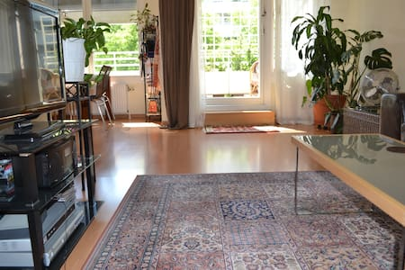 Apartment in quiet green area with pool - Vienna - Apartment