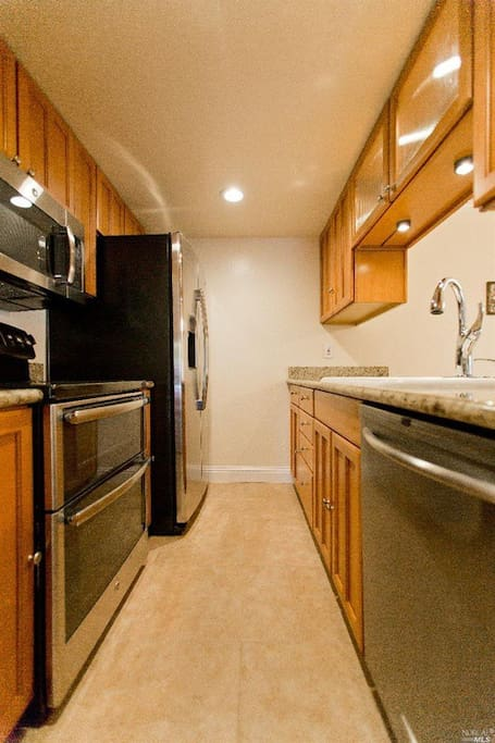 Remodeled Kitchen