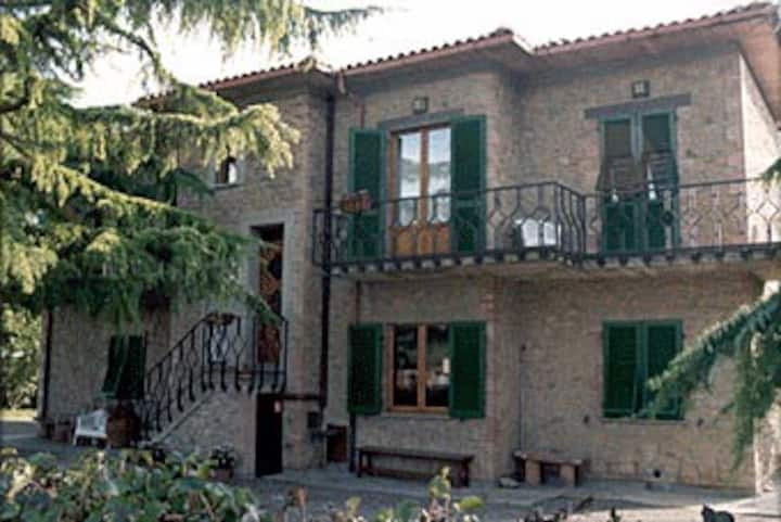 Appartamento in villa a Volterra