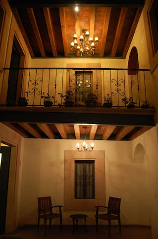Apartment within colonial Morelia - Morelia - Appartement