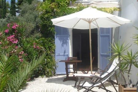 Studio de charme avec terrasse - Nice