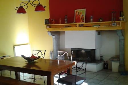 Authentique Bigourdane. Calme,Repos et proximité - Loubajac - House