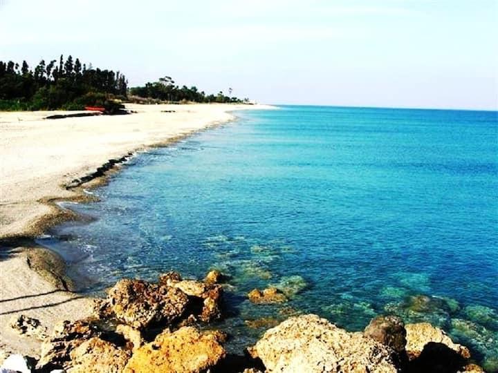 Kaulon Villa B&B  (spiagge libere)