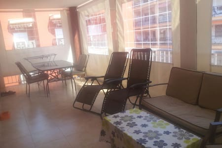 Apartamento a pie de playa familiar - Oropesa del Mar