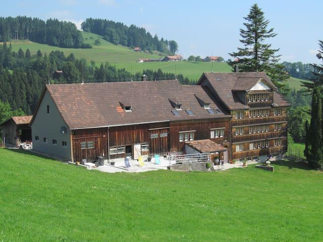 Ferienwohnung Gapf - Hundwil - อพาร์ทเมนท์