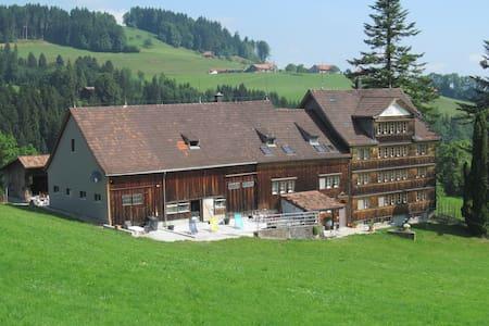Ferienwohnung Gapf - Hundwil - 公寓