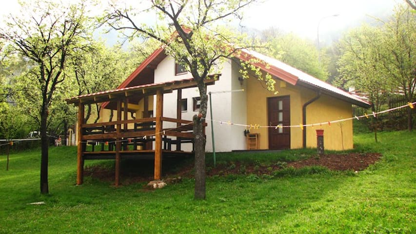 Accommodation in Pluzine - ZVONO 4B - Pluzine