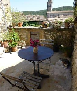 Chambres d'Elise avec terrasse - Collias