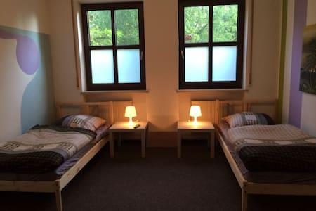 Rooms 20 Min Away by Train from MUC - Dom