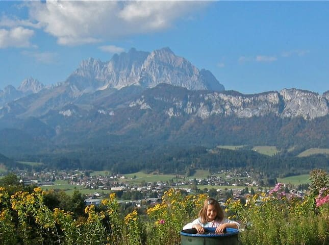 Above everyone else & close to fun - Sankt Johann in Tirol - Apartment