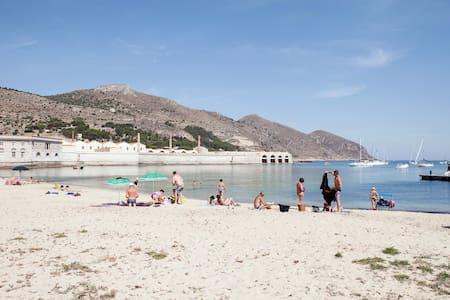 FAVIGNANA, Le Cale Tonnara Beach - Favignana