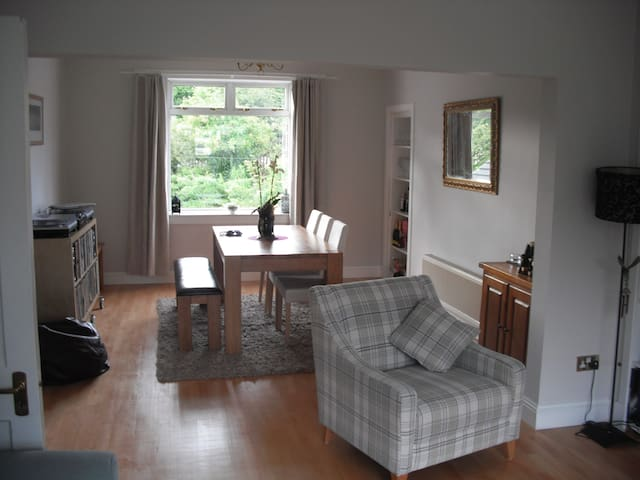 2 Bed House 5 mins walk from venue  - Glasgow - House